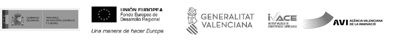 EU, GVA and ACE official logos
